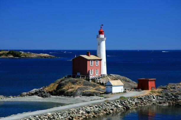 Kanada Leuchtturm